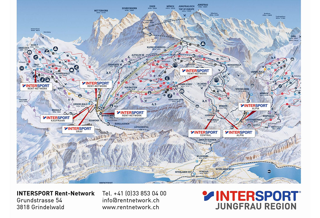Intersport Rent-Network Jungfrau Region