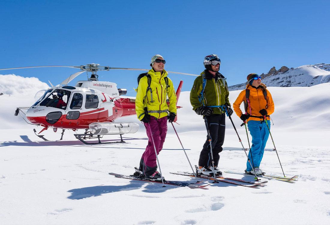 Swiss Helicopter AG - Berner Oberland