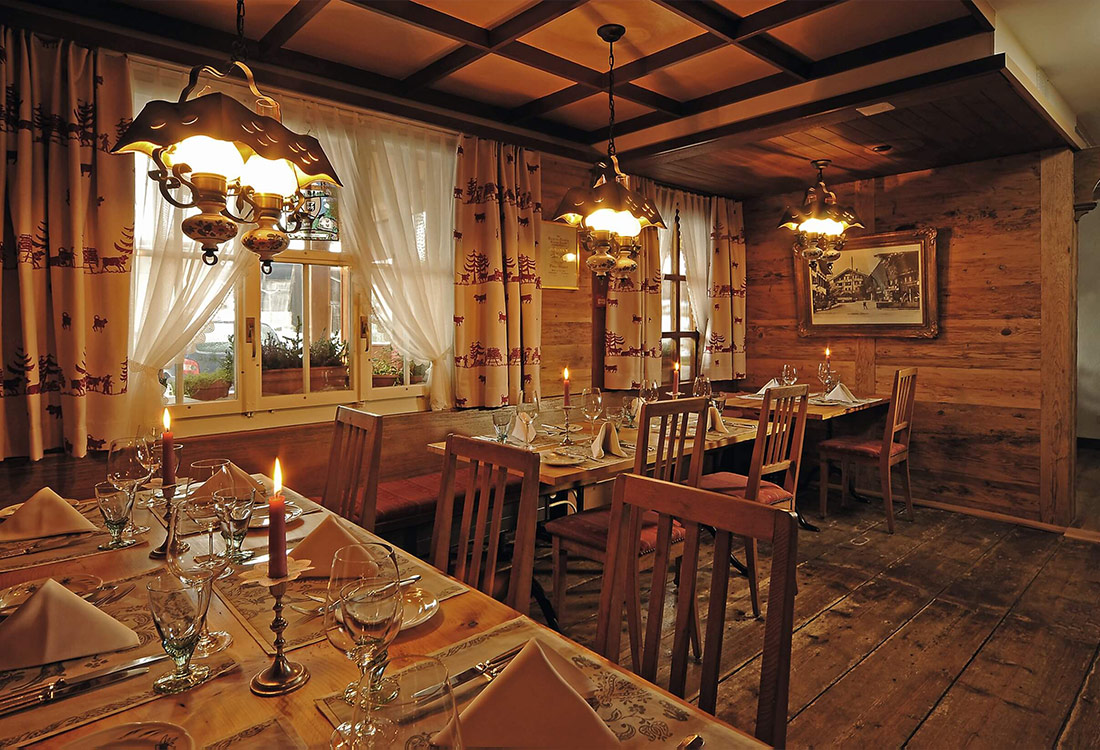 RESTAURANT GOURMET & HOTEL ALPENBLICK